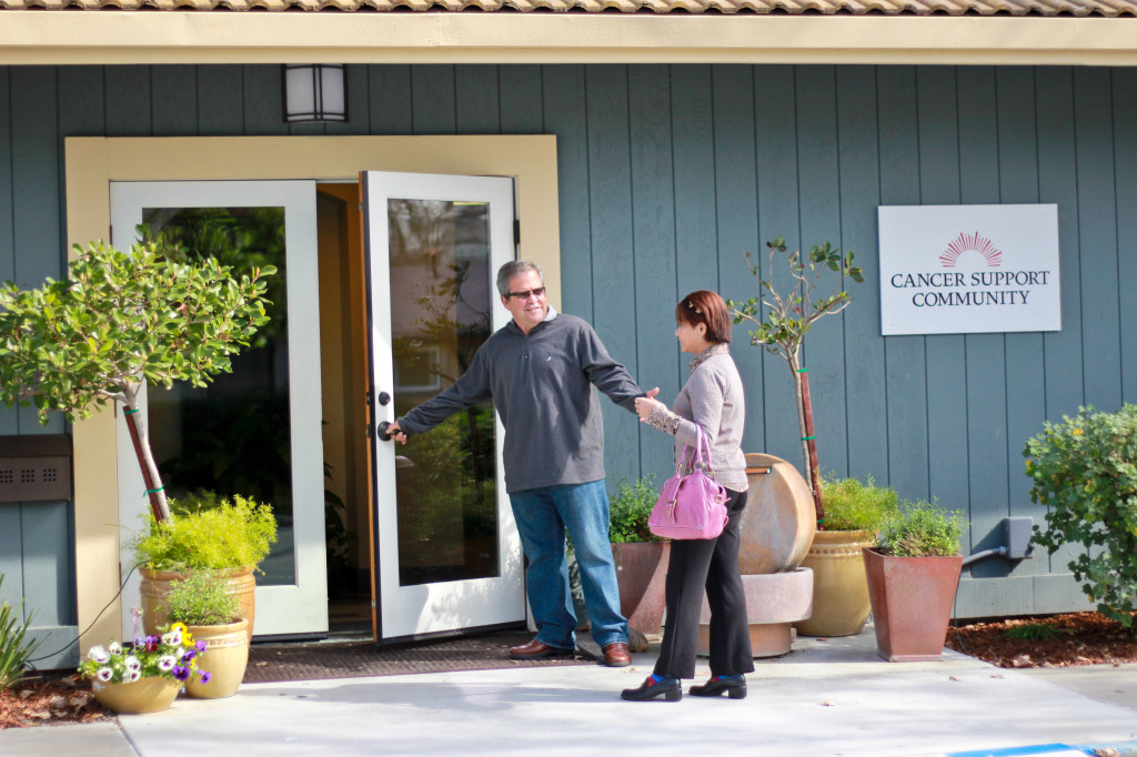 Cancer Support front door2761