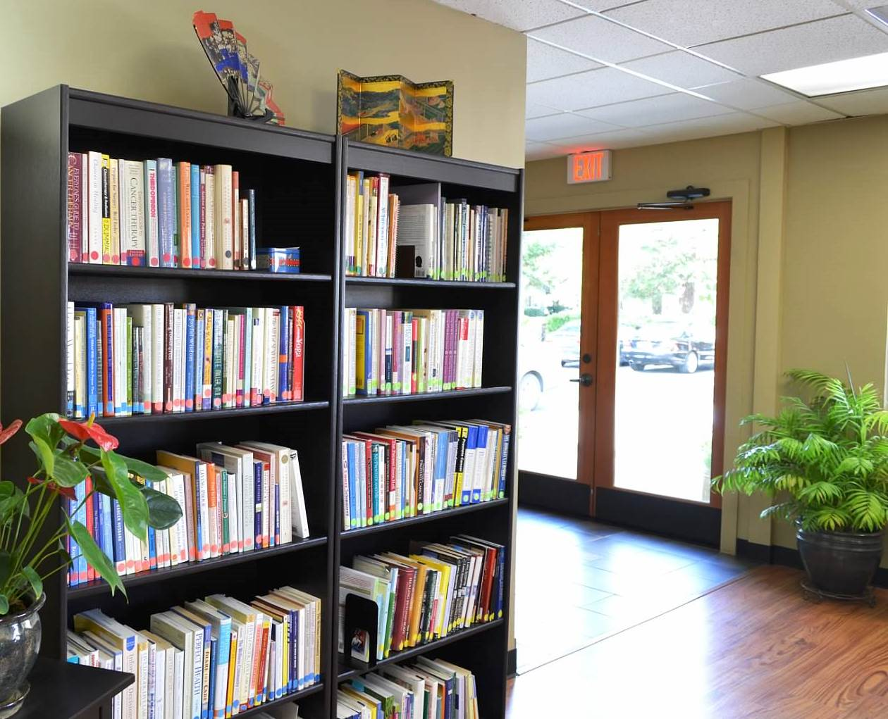 Cancer Resource Library