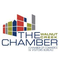 Walnut Creek Chamber Member badge