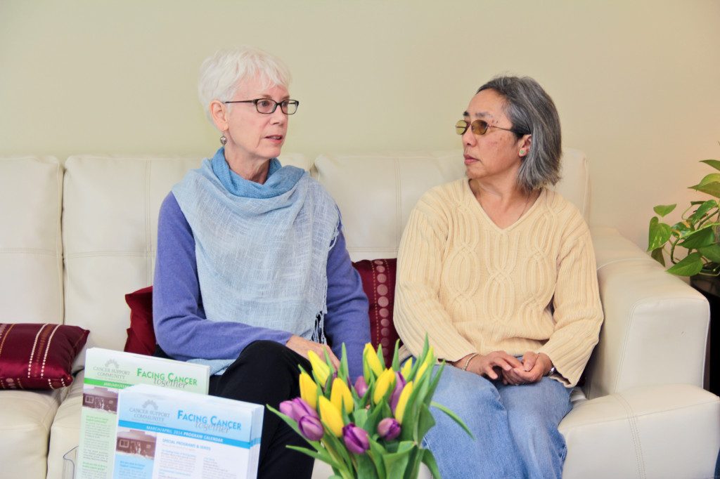 Cancer Support counseling 2464