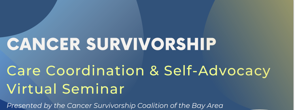 cancer survivorship coalition seminar