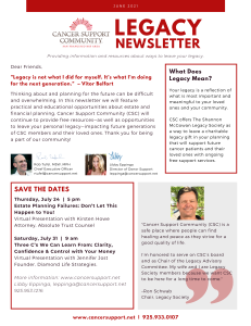 legacy newsletter - final cover page
